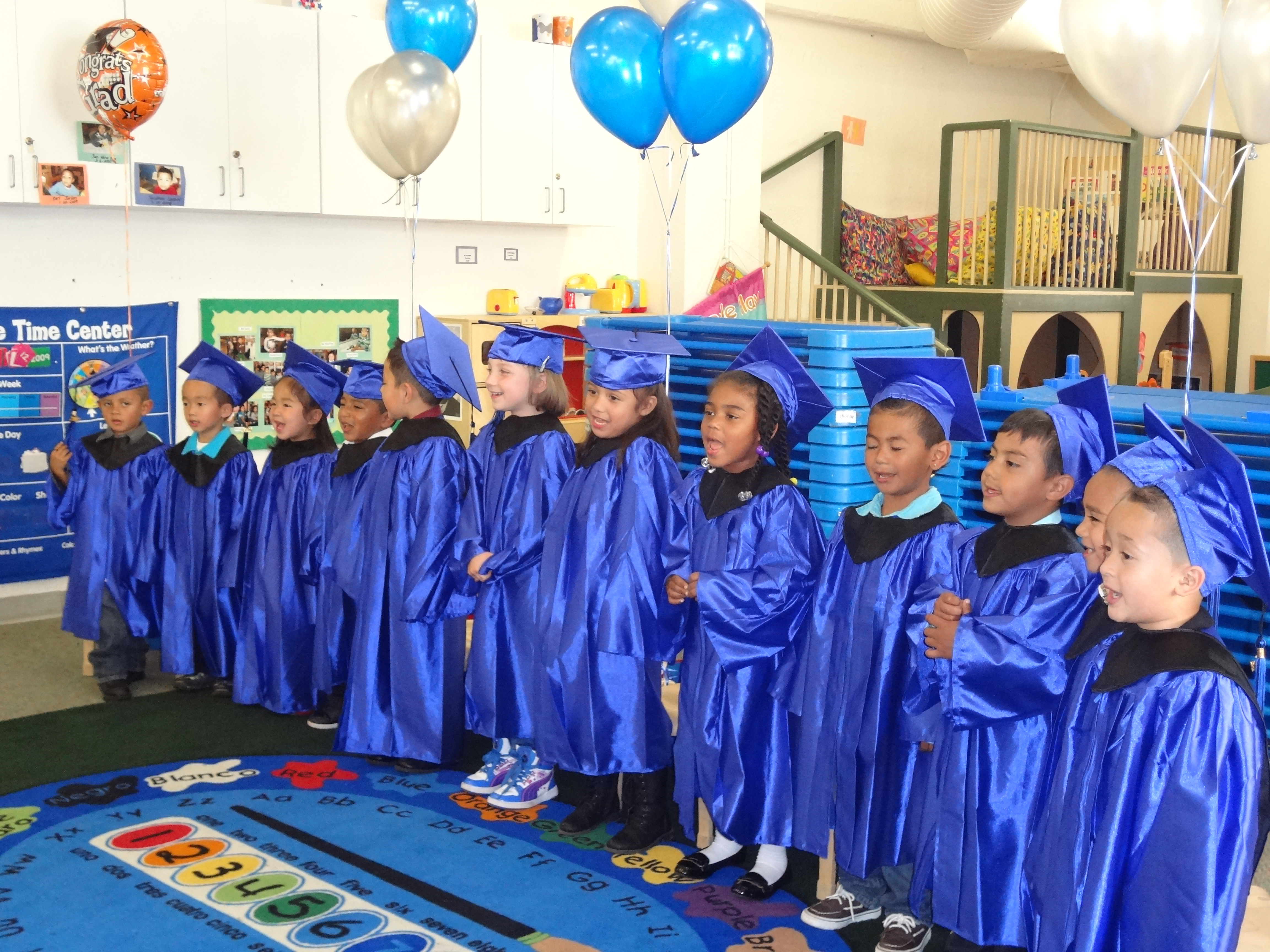preschool graduation gown | Gowns Ideas