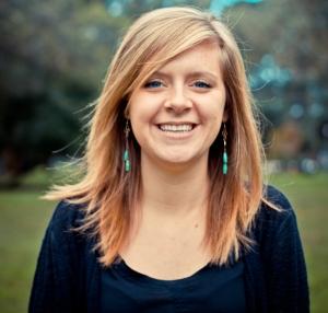 Kelsey Palmer, GLIDE Walk-In Center, MSW Intern