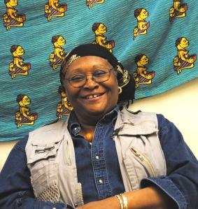 Zwazzi Sowo, Women's Center Program Manager