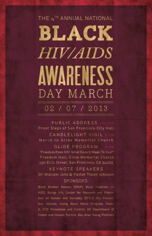 Black HIVAIDS day