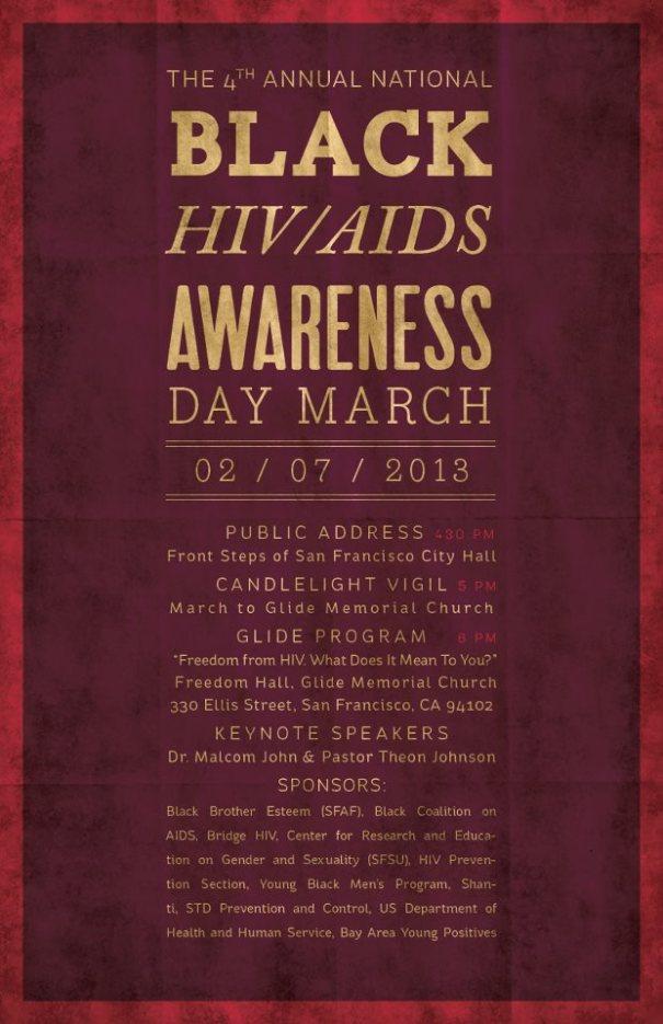 Black HIVAIDS day