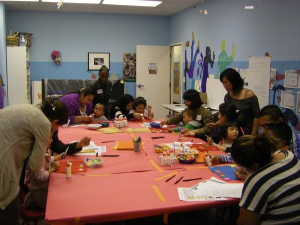 FRC Family Art Class