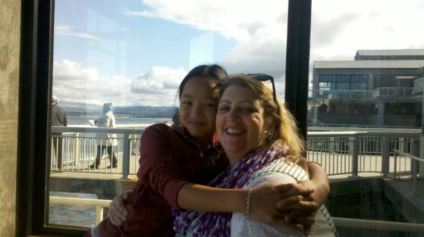 Lauren and me 2011