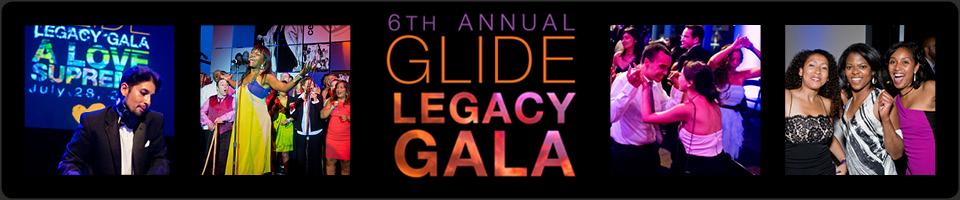 5th Annual GLIDE Legacy Gala