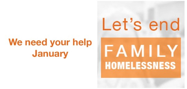 let's end family homelessness